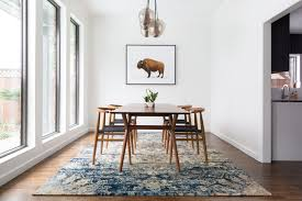 decorating awesome blue loloi rugs on wooden floor which matched