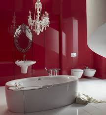 Bathroom Ideas White by Delectable 40 Red Black And White Bathroom Decor Inspiration Of