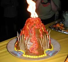 cake of the week 37 u2013 volcano cake