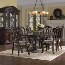 Pulaski Furniture Dining Room Set 5 Pc Royale Round Pedestal Dining Room Furniture Set By Pulaski