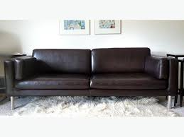 ikea black leather sofa ikea leather sofa design space