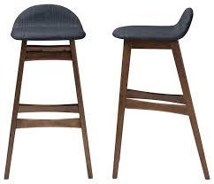 cushioned bar stool bar stools with lumbar support cushion houzz