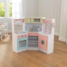 cuisine jouet bois cuisine luxe 53368 kidkraft jouet bois enfant imitation cuisinière