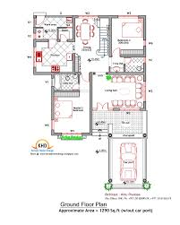 2 Bedroom Ranch Floor Plans by Simple 2 Bedroom House Plans