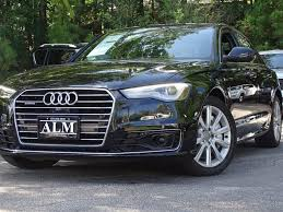 2016 used audi a6 4dr sedan quattro 3 0t premium plus at alm