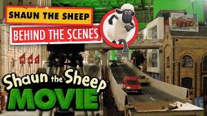 shaun sheep movie scenes