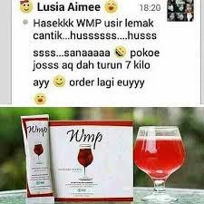 Obat Wmp wmp slim juice turun berat badan dengan jus wmp