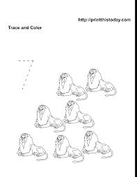 How To Make Worksheets Free Pre Kindergarten Animals Math Worksheets