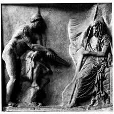 Blind Prophet In The Odyssey Tiresias In Ovid U0027s Metamorphoses