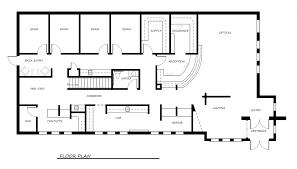 Optometry Office Floor Plans by Eye Health Solutions