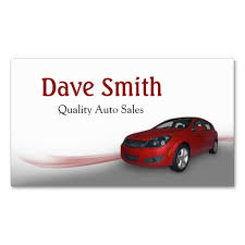 Car Service Business Card Used Car Dealer And Service Business Card Business Cards Card