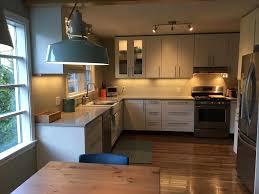 Ikea Modern Kitchen White Wooden Ikea Kitchen Cabinets On Cool