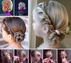 Festliche Frisuren Lange Haare Kinder by Die Besten 25 Mädchenfrisuren Ideen Auf Frisuren Für