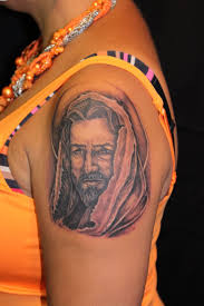 19 nice jesus tattoos u2013 desiznworld