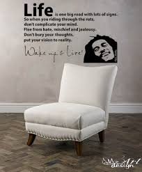 bob marley wall mural home design ideas bob marley wall decals bob marley wake up wall decal vinyl lettering sticker
