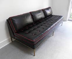 Leather Mid Century Modern Sofa by Sofas Center Fascinating Mid Century Modern Leather Sofa