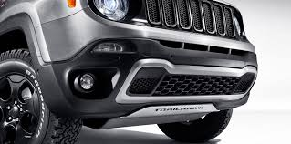 concept jeep jeep renegade hard steel concept and matching trailer revealed
