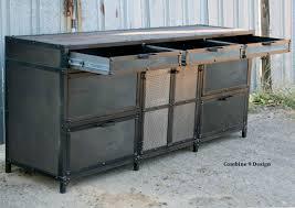 Vintage Metal File Cabinet Buy A Hand Made Vintage Industrial File Cabinet Mid Century