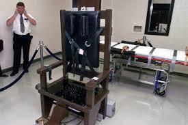 la chaise electrique pas de chaise électrique obligatoire en virginie états unis