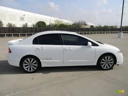 2014 Honda Civic Si Sedan Specs 2011 Taffeta White Honda Civic Si Sedan 57695104 Photo 3