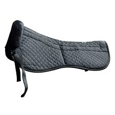 afghan hound saddle saddle fitting half pad removable maxtra foam inserts