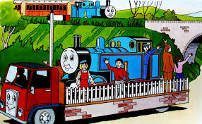 the float lorry thomas the tank engine wikia fandom powered by