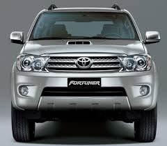 toyota india car toyota fortuner suv in india