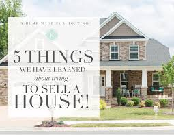 Selling House 5 Things We U0027ve Learned About Selling A House Virginia Wedding