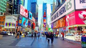 Walking Map Of Manhattan New York City by Watch Take A Walk From World Trade Center To Wall Street In This