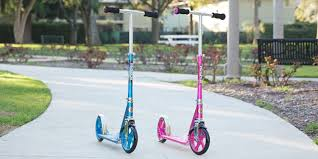 razor a5 lux big wheel scooter u2014 large wheels for maximum ride