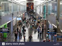 Miami International Airport Map by Miami International Airport Terminal Stock Photos U0026 Miami