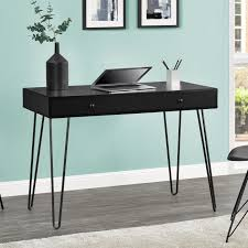 blue writing desk bergland writing desk u0026 reviews allmodern