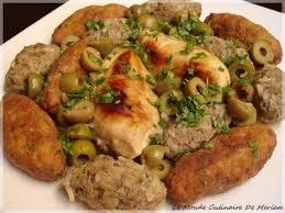 cuisine de meriem tajine el kefta le monde culinaire de meriem j