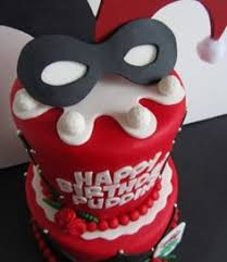 batman joker and harley quinn cake cake ideas pinterest