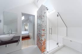 Carbonation Tangerine Residential Shower Tile Backsplash Artaic - Shower backsplash