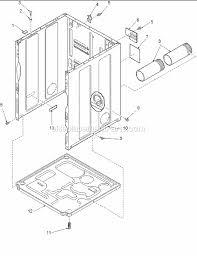 amana lea30aw parts list and diagram plea30aw