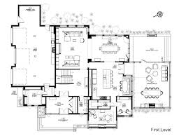 contemporary home plans modern house plans contemporary floor corglife