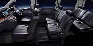 nissan urvan 2017 interior car picker nissan elgrand interior images
