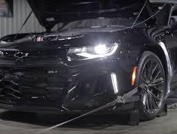 stingray camaro chevrolet chevrolet camaro zl1 vs corvette z06 dyno comparison