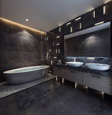 Dark Bathroom Ideas Beautiful Bathroom Designs Arrange With Unique And Trendy Decor Ideas