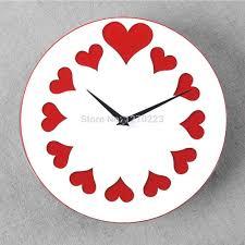 wall watches love design clock best surripui net