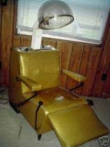 Salon Hair Dryer Chair Cost To Ship Vintage 50s Salon Chair Hair Dryer Mi To Co From