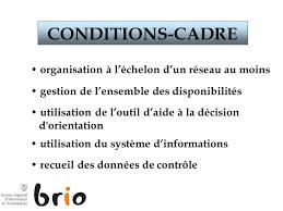 bureau d orientation bureau régional d information et d orientation ppt télécharger