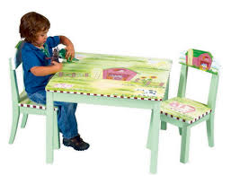 guidecraft childrens table and chairs little farm house table and chairs set guidecraft g83562