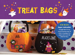 treat bags personalized treat bags totes pails at personal creations