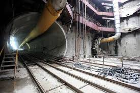 tunnel transport tunnels under hooghly set a record the hindu
