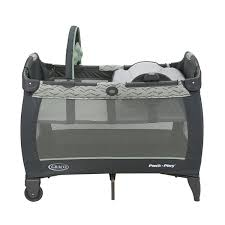 Graco Pack And Play With Bassinet And Changing Table Graco Pack N Play Playard With Reversible Napper And Changer