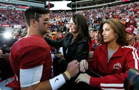 katherine webb not happy husband aj mccarron was on tv
