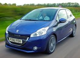 peugeot car hire europe peugeot 208 is the business for uk and europe business car manager