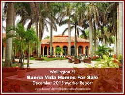 buena vida in wellington fl homes for sale market report